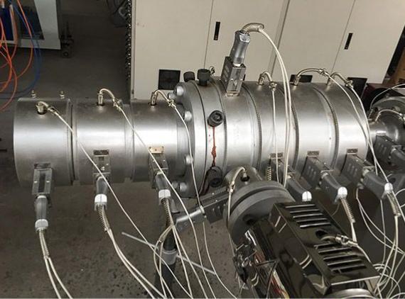 دستگاه خط تولید لوله های پلی اتیلن