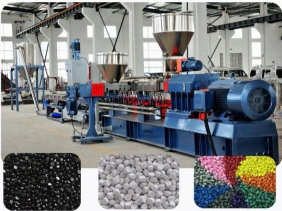 دستگاه تولید انواع گرانول
