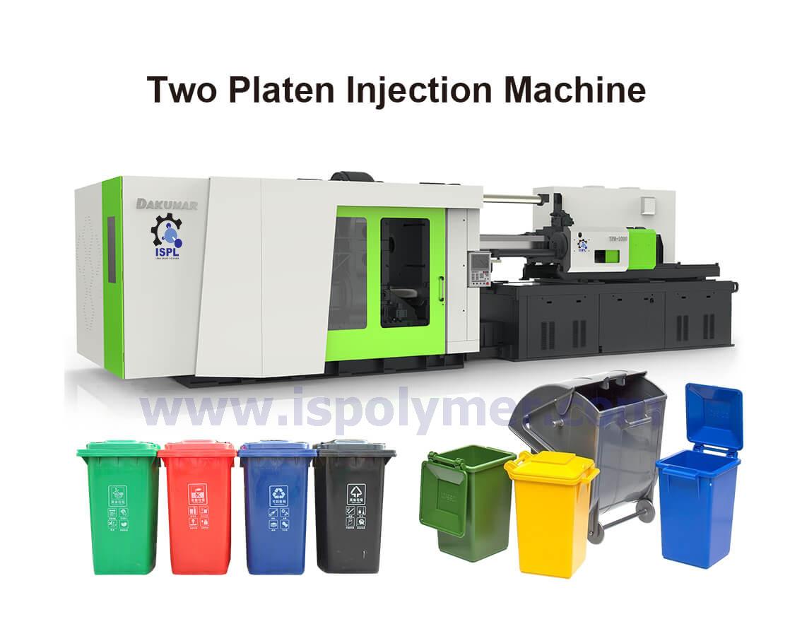 ماشین آلات تزریق پلاستیک